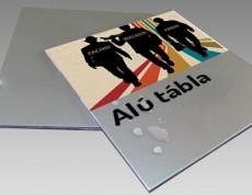 Alumínium Tábla